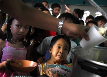 Child Malnutrition Costs Philippines $7b Annually