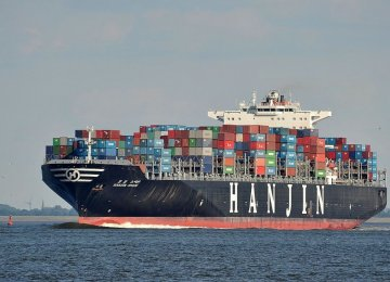 Hanjin Collapse to Raise Freight Costs