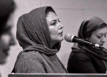 Shohreh Soltani (C)