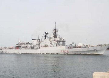 Tehran, Rome to Hold Joint Naval Drill