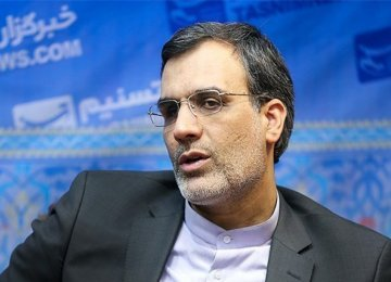 Tehran, Moscow Keen on Broadening Coop.