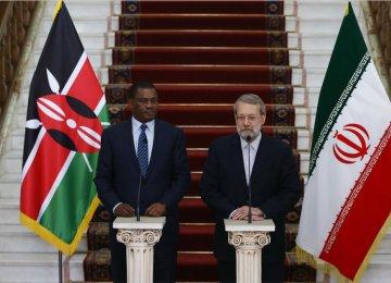 Kenya Keen on Enhanced Interaction