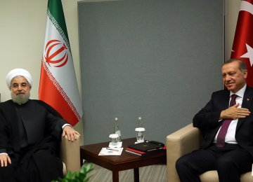 President Hassan Rouhani is to address the UN General Assembly in New York, USA, on Sept. 22.