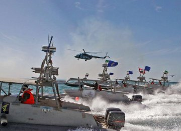 US Navy Seeks Rules of Behavior in Persian Gulf