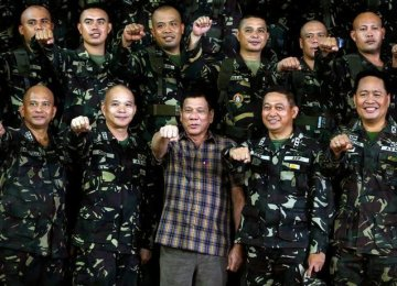 Duterte Wants US Special Forces Out of Philippines