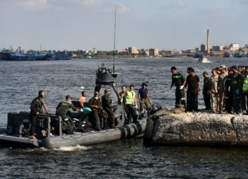 Egypt Recovers 115 Bodies After Boat Tragedy