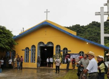 Kidnapped Mexican Priest Found Dead