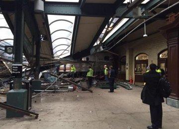 Many  Casualties in  NJ Train Crash
