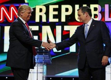 Cruz Will Vote for Trump