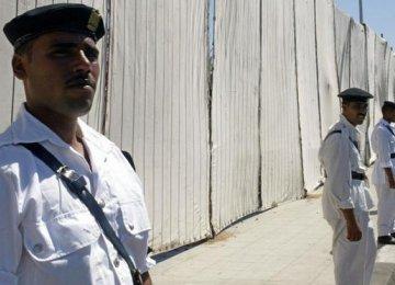 Gunmen Kill 5 Egyptian Police