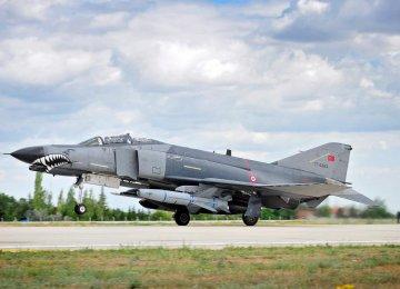 Turkish Airstrikes Kill 16 Suspected PKK Militants