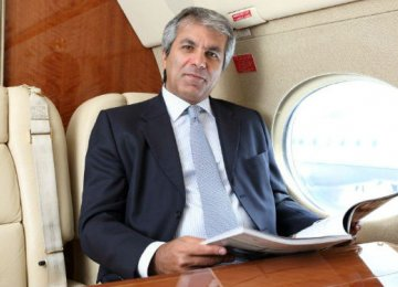 Iran Has Huge Potential for Business Aviation