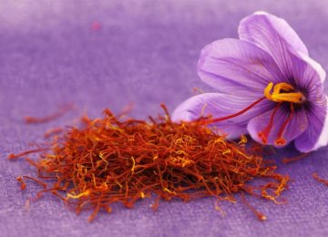 Rise in Saffron Exports