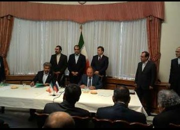 Iranian Health Delegation Signs 11 MoUs in Moscow