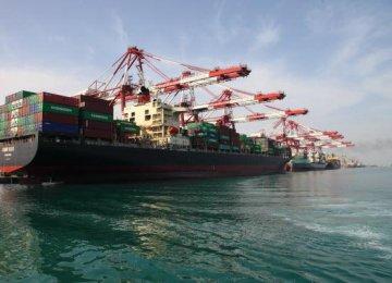 Rise in Hormozgan Ports Throughput