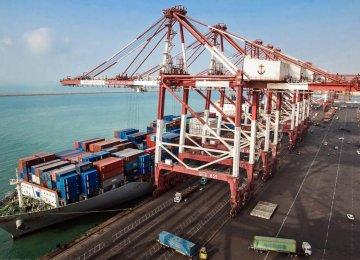 H1 Ports Throughput Tops 71m Tons