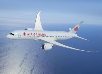 Air Canada is the flag carrier and the largest airline of the North American country.