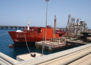1st Libyan Oil Cargo in 2 Years