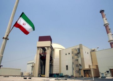 Iran and Russia break ground to construct two new nuclear power plants valued at $10 billion last week.