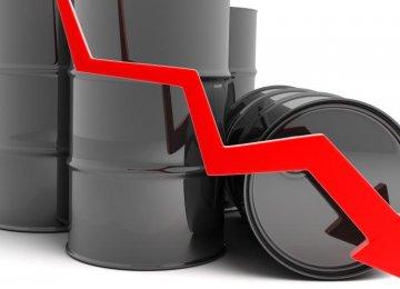 Oil Prices at 2-Week Low