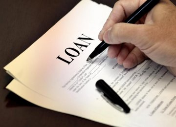 Many loan applicants have to pay interest above 30% which can push them into bankruptcy as recession continues to bite.