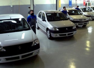 Renault's Tondar 90 is one of the variants of the Dacia Logan made under license in Iran for the local and regional markets.