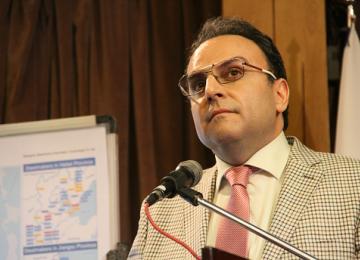 Keyvan Jafari Tehrani, the head of international affairs  at Iranian Iron Ore Producers and Exporters Association