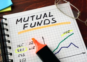 Ninety-nine percent of mutual funds' 948.7 trillion rials of assets ($26.6 billion at market exchange rates) are held as bonds.