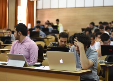 Sharif Univ.  to Host  Coding Event