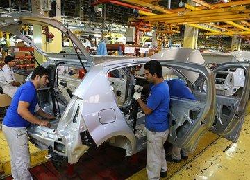 Auto Production Figures Announced