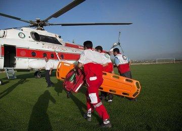 Czech Climber Rescued