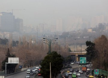 Tehran is home to 300,000 carburetor-equipped vehicles.