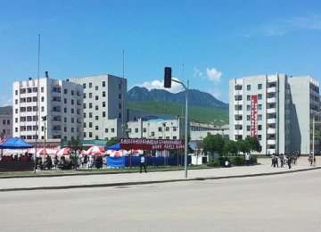 Despite Sanctions, North Korea SEZ Thriving