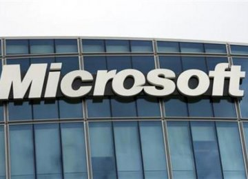 Microsoft Plans $40b Share Buyback