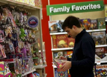 US Consumer Confidence Highest Since 2007