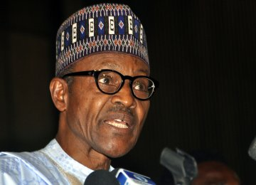 Nigeria Leader Vows to Revive Economy