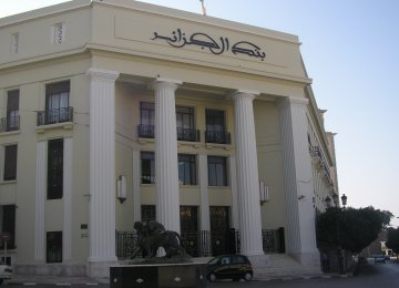 Algeria's six government-run banks account for most of the sector's assets.