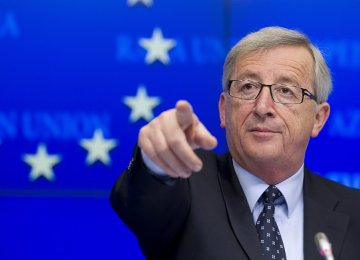 EU Tells Britain It Can't Pick and Choose