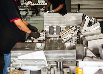 Manufacturing output rose 0.4% overall.