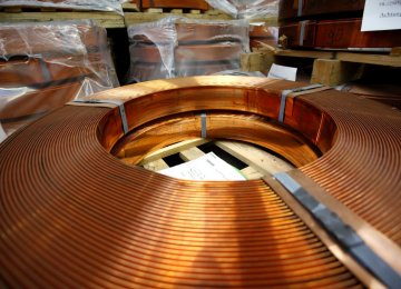 Copper demand will exceed supply by 52,000 tons in 2017.