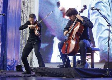 Sa'dabad Hosting Austrian Music