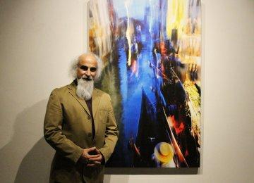 Sensations in Images at Saremi's Photo Exhibit