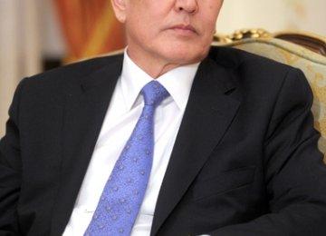 Rouhani Postpones Kyrgyzstan Visit
