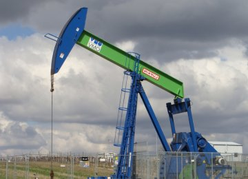 Spot Oil Delivery to Austria's OMV