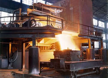 Steel Producers Decry Shortage of Raw Material