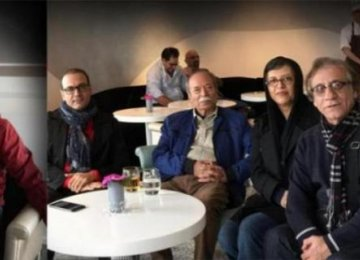 'Shahrzad' Series  Premiered in Cologne