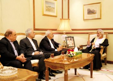 Muscat Role in Nuclear Diplomacy Hailed