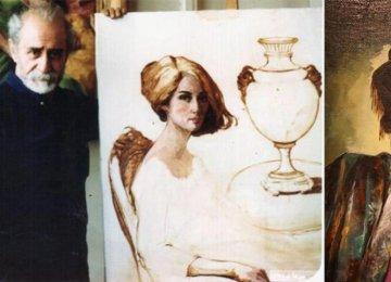Katouzian  Lovingly Narrated Iran on Canvas