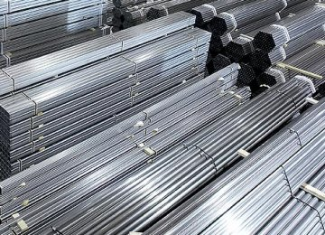 Iran's Steel Ranking  in World Climbs to 13th