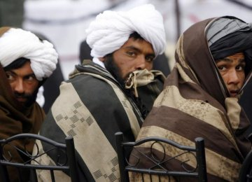 Afghan Peace Talks Could Restart Within Weeks